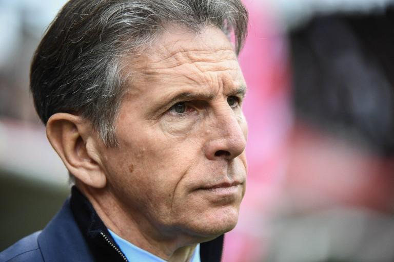 Claude Puel, le coach de l'ASSE.