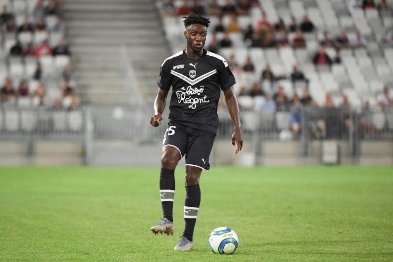 Les Girondins de Bordeaux annoncent la mauvaise nouvelle pour Enock Kwateng.