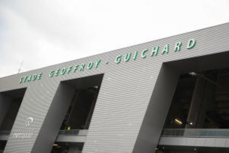 Asse : le stade Geoffroy-Guichard violé