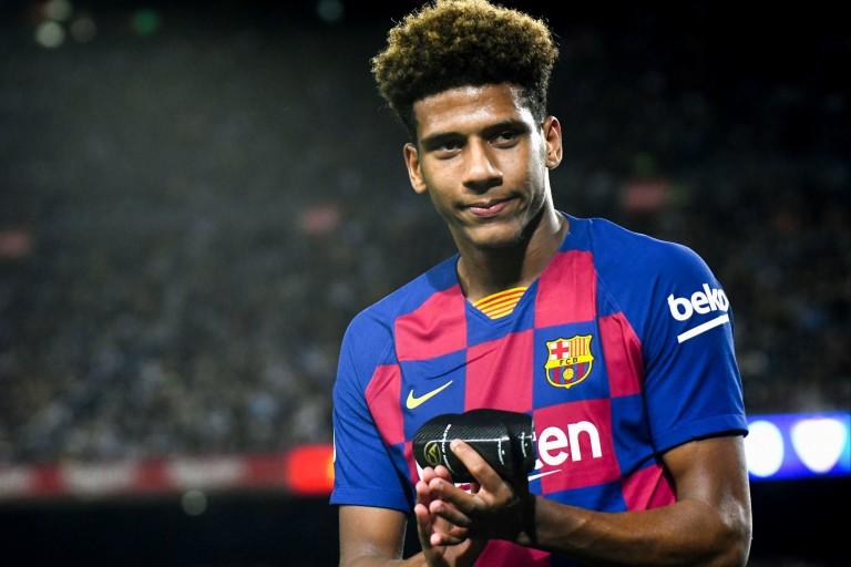 Jean-Clair Todibo pourrait quitter le Barça cet hiver.