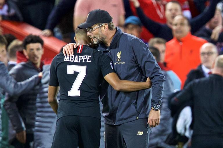 Liverpool : Jürgen Klopp fait du PSG son nouveau favori pour la Ligue des champions