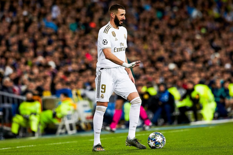 Le Ballon d'Or n'est pas étranger aux rêves de Karim Benzema