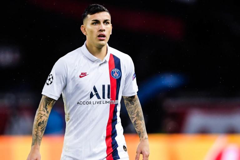 Leandro Paredes veut quitter le PSG cet hiver.