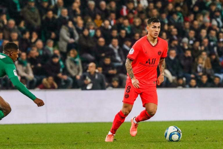 Leandro Paredes n'a jamais songé à partir du PSG.