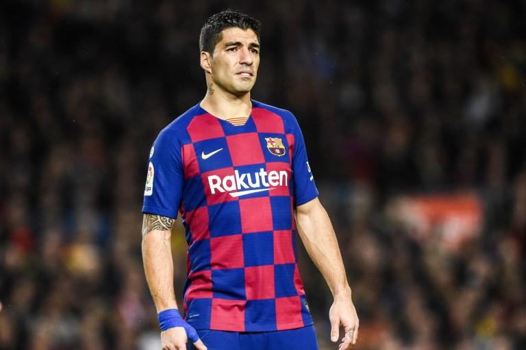 Barça prépare la succession de Luiz Suarez