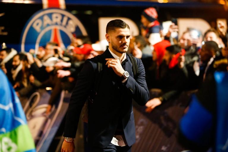 Mauro Icardi de retour à Milan