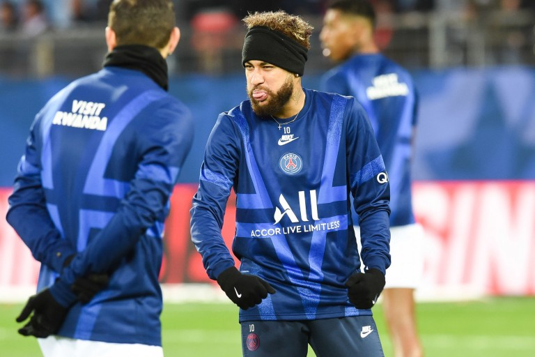 Neymar va quitter le PSG l'été prochain.
