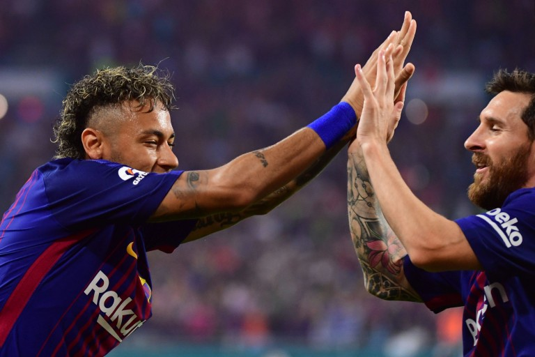 Neymar plus technique que Messi selon Cafu