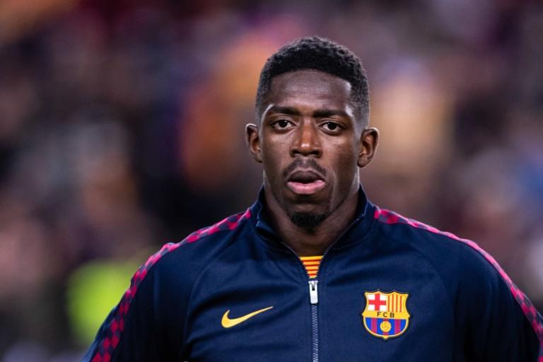 Ousmane Dembélé veut continuer au Barça