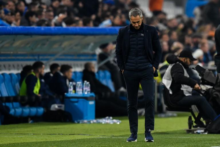 Paulo Sousa a remis en cause l'arbitre de Bordeaux-Dijon