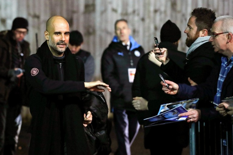 Guardiola bientôt de retour de Manchester City au Barça ?