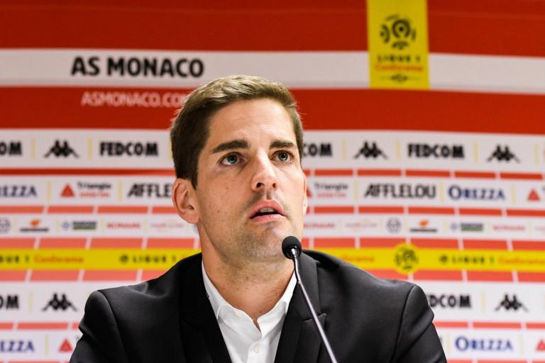 Robert Moreno, entraineur de l'AS Monaco a donné son avis sur la proposition de Jean-Michel Aulas