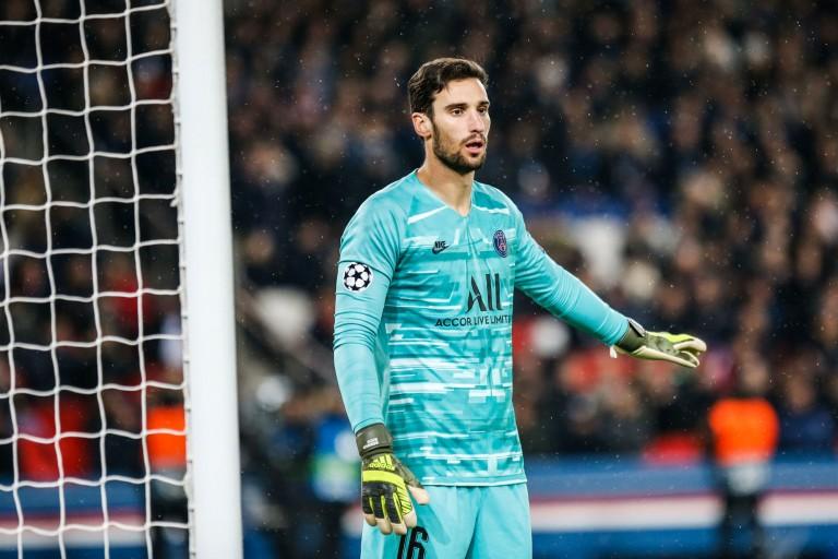 Sergio Rico devrait quitter le PSG