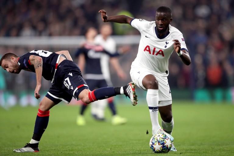 Tottenham aurait fixé un prix pour Tanguy Ndombélé