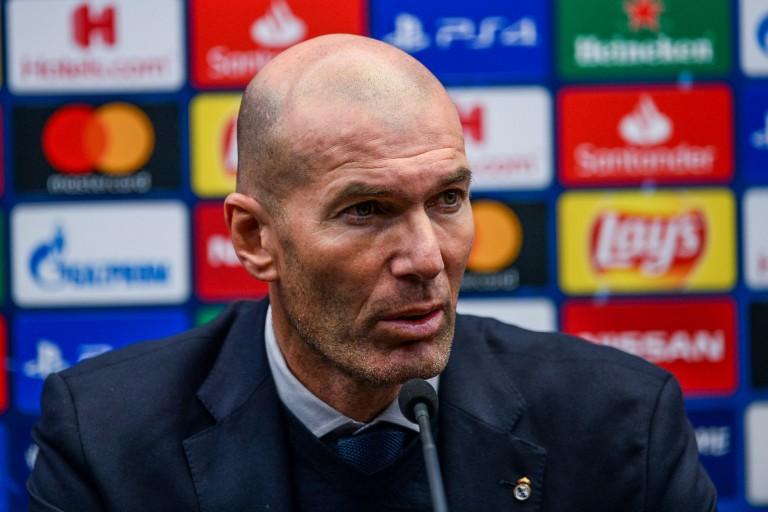Entraineur du Real Madrid, Zinedine Zidane se prononce sur le cas Gareth Bale.