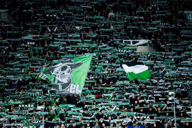 Le nombre de supporters de l' ASSE limité à 200 contre la Paris FC.
