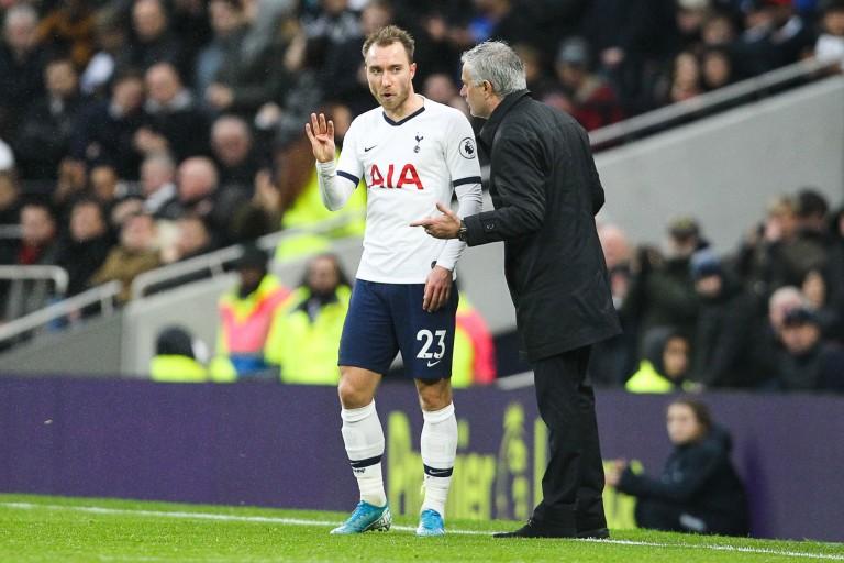 Christian Eriksen a décidé d'aller jusqu'au bout de son contrat avec Tottenham, soit le 30 juin prochain.