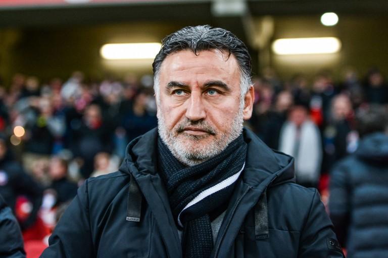 Christophe Galtier rêve d'aller loin en Ligue Europa