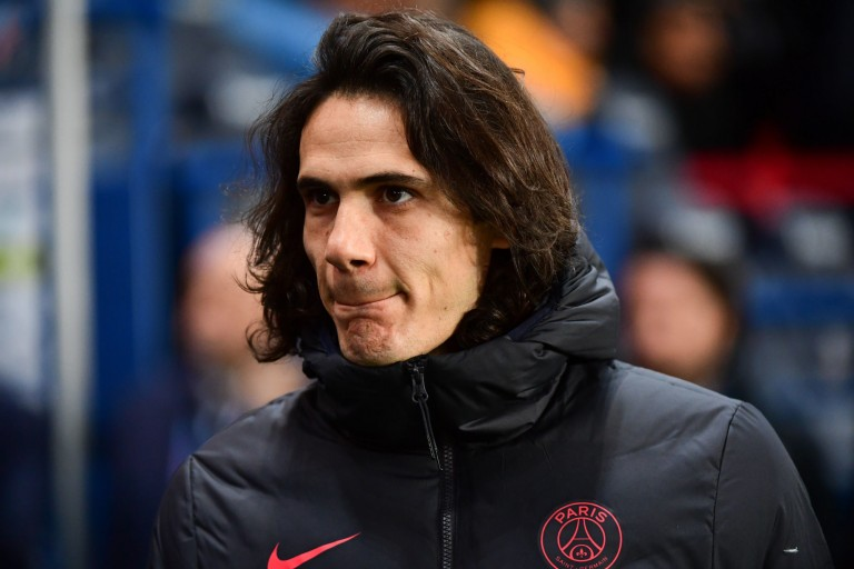Edinson Cavani vers Boca junior