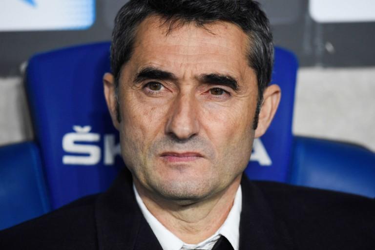 Ernesto Valverde n'est plus l'entraineur du FC Barcelone.