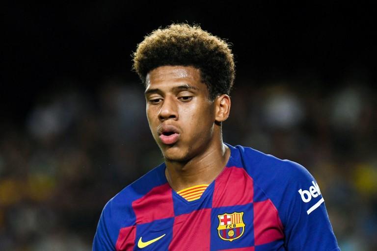 Jean-Clair Todibo devrait quitter le FC Barcelone cet hiver.