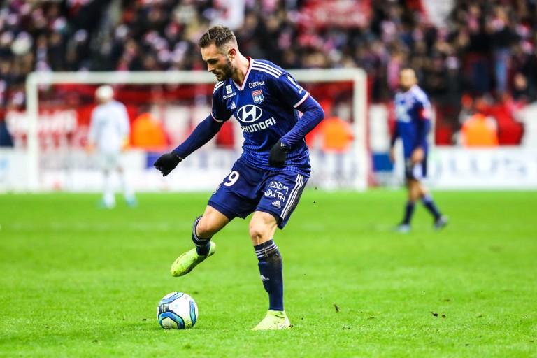 Lucas Tousart joueur du Hertha Berlin prêté à l' OL
