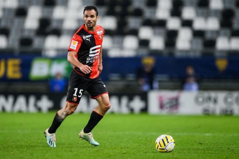 Jérémy Morel en route pour le RC Lens — Stade Rennais SRFC