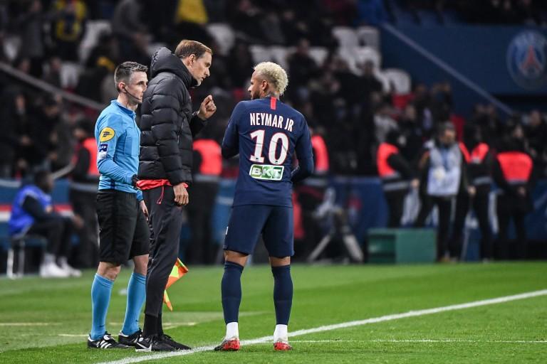 Thomas Tuchel réagit aux propos de Neymar