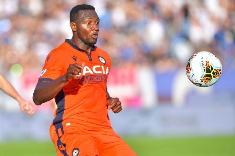 Nicholas Opoku, défenseur de l'Udinese, sur le point de signer à Amiens SC.