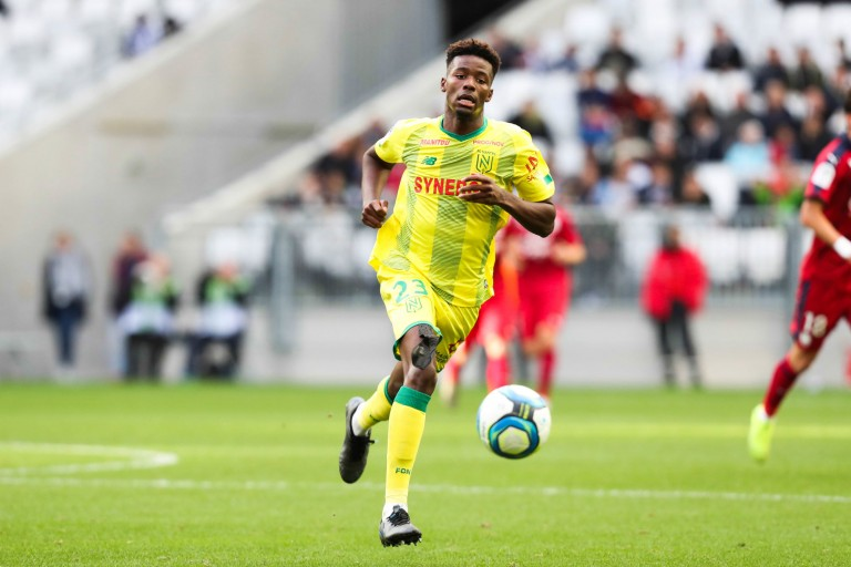 Thomas Basila retrouve peu à peu du temps de jeu au FC Nantes.