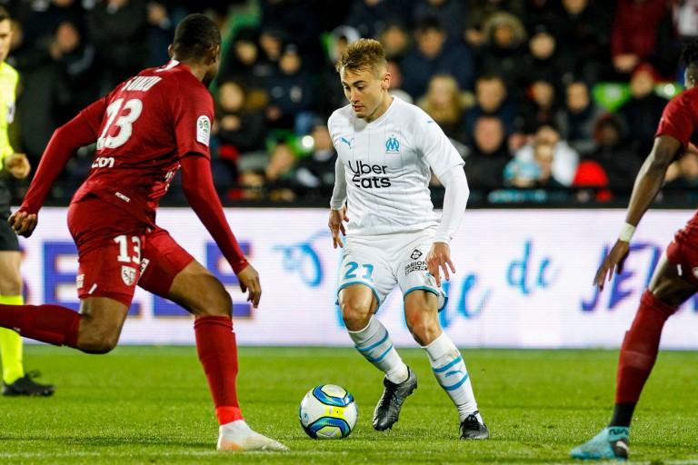 Valentin Rongier : Neymar meilleur joueur de Ligue 1