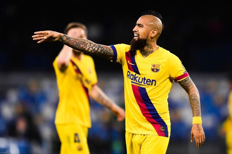 Le FC Barcelone pourrait vendre Arturo Vidal pour financer le transfert de Lautaro Martinez