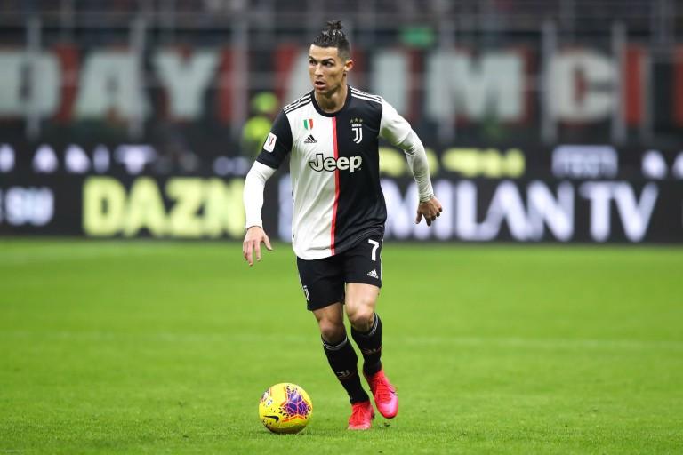 Cristiano Ronaldo, le meilleur buteur de la Juventus.