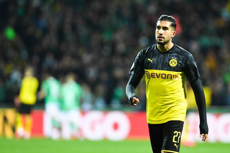 Emre Can est définitivement transféré au Borussia Dortmund