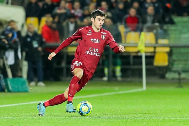 Lyon et Lille s'intéressent à Fabien Centonze