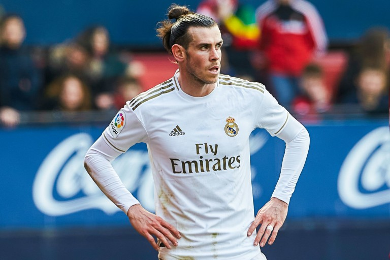 Gareth Bale s'est endormi sur le banc pendant Real Madrid-Alaves