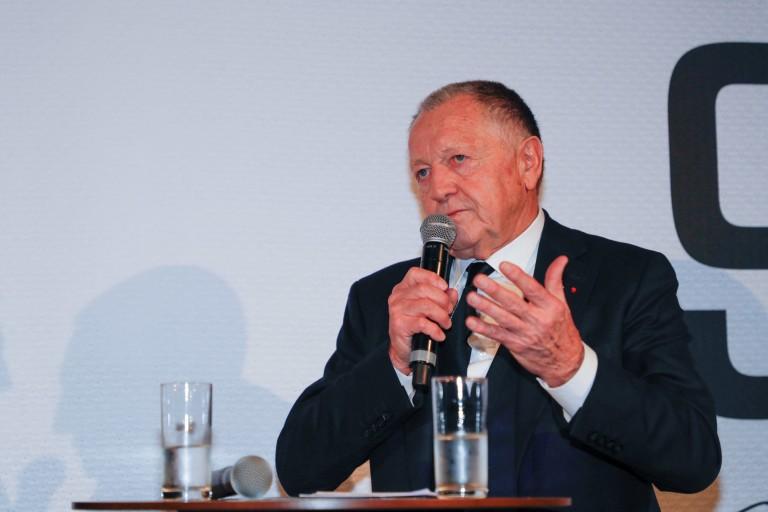 OL : Jean-Michel Aulas écrit au parlement