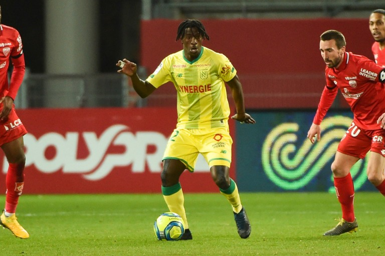 Kader Bamba, ailier droit du FC Nantes