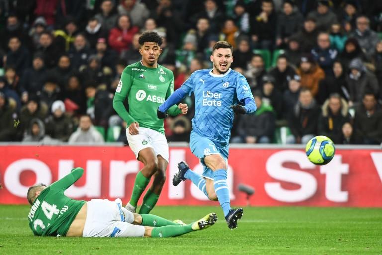 Loïc Perrin se blesse à un genou à l'entraînement — Saint-Étienne
