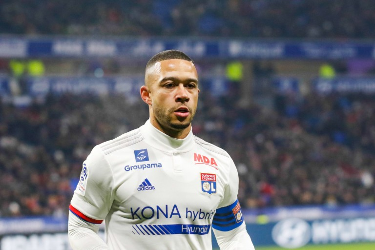 La prolongation de Memphis Depay est au point mort