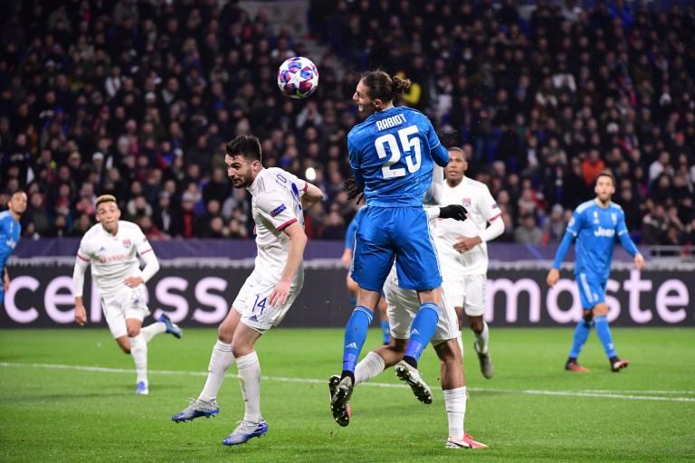 L' OL a batu la Juventus à Lyon (1-0).