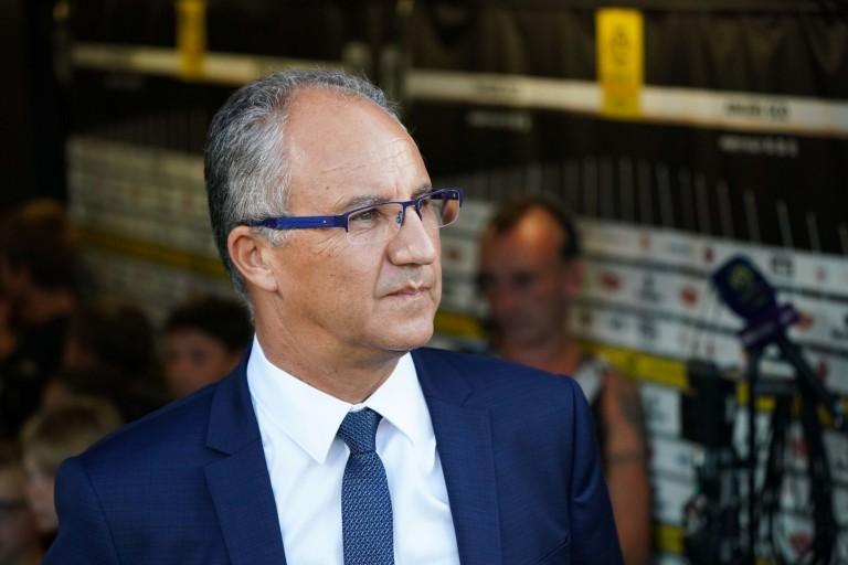 Saïd Chabane, président d'Angers SCO