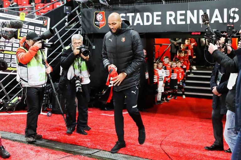 Ligue 1 : le Stade Rennais sans Steven Nzonzi à Lille