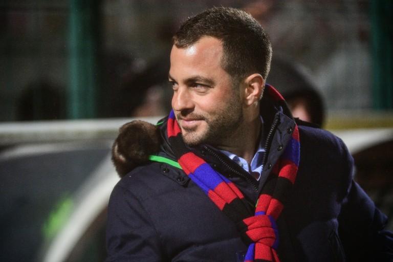 Ahmet Schaefer, président de Clermont Foot.
