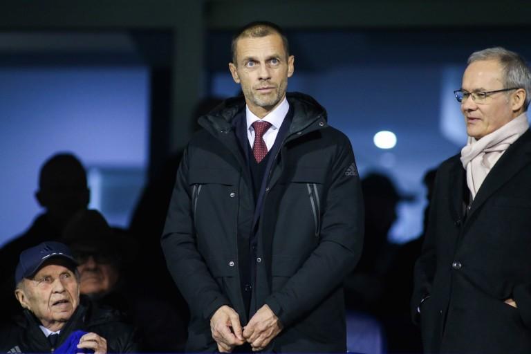 Ligue des Champions : Aleksander Ceferin (UEFA) parle de l'annulation