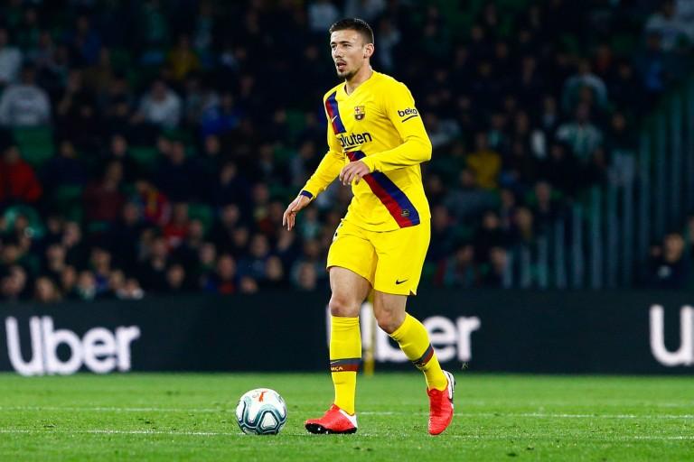 Clément Lenglet espère une finale Barça - PSG en Ligue des Champions cette saison
