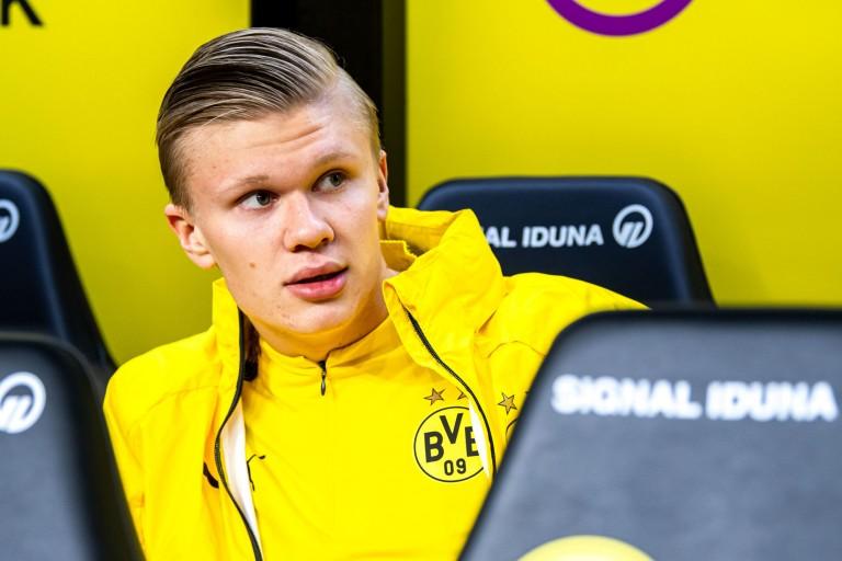 Haaland manquera le match face à Paderborn