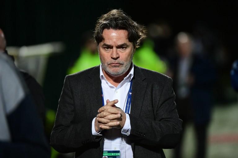 Fabrice Clément, président du SM Caen