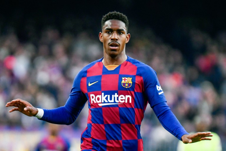 Junior Firpo pourrait déjà quitter le Barça