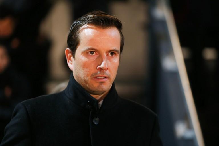Julien Stéphan, entraineur du Stade Rennais